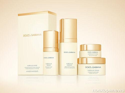 Новая линия продуктов по уходу за кожей от Dolce & Gabbana