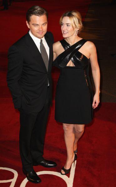 Кейт Уинслет + Леорнадо ДиКаприо = дружба?