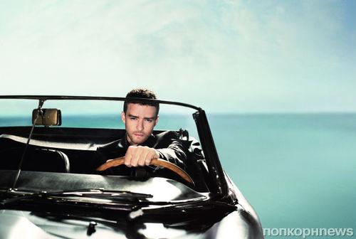 Джастин Тимберлейк для новой рекламной кампании Givenchy Play Sport: первый взгляд