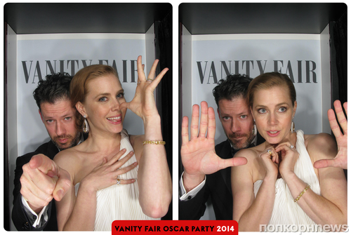 ���� �� ��������� � ��������� Vanity Fair Oscar Party