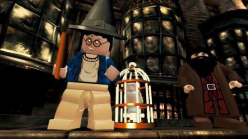 """Реклама новой игры  LEGO """"Гарри Поттер"""""""
