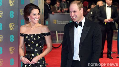 Кейт Миддлтон и принц Уильям до сих пор не знают пол третьего ребенка