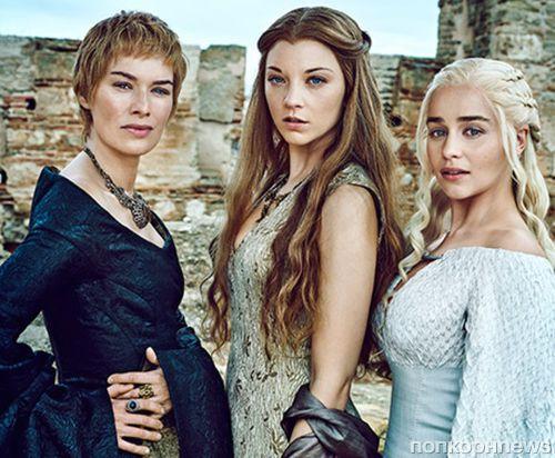 Видео: звезды «Игры престолов» выбирают королеву Вестероса