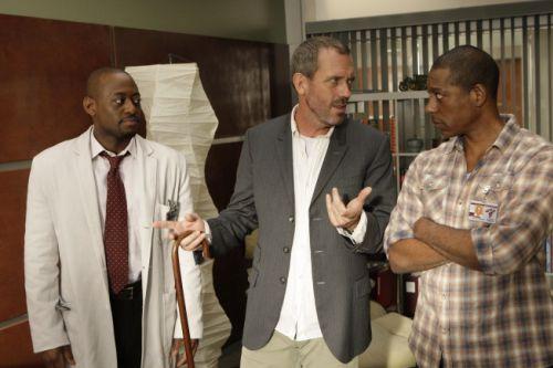 Кадры 13 эпизода 6 сезона сериала «Доктор Хаус»
