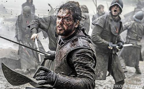 «Битву бастардов» признали лучшим эпизодом в истории «Игры престолов»