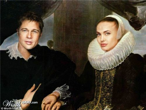 Звезды в картинах