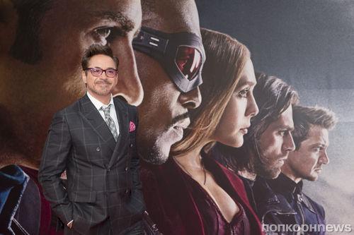 Звезды «Первый Мститель 3» на «двойной» премьере в Берлине и Сингапуре