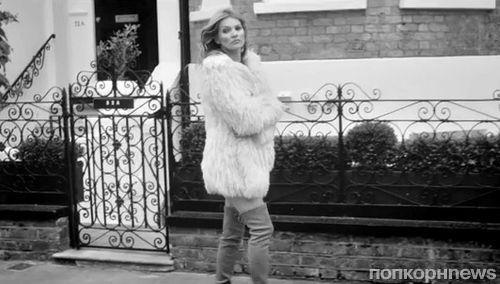 Кейт Мосс в рекламном ролике обуви Stuart Weitzman. Осень / зима 2013-2014