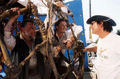 """Создатель """"Пиратов Карибского моря"""" не будет снимать четвертую часть"""