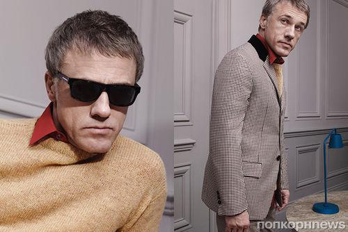 Рекламная кампания мужской коллекции Prada