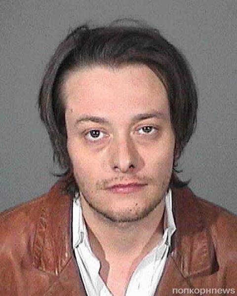 Эдвард Фёрлонг снова арестован за домашнее насилие