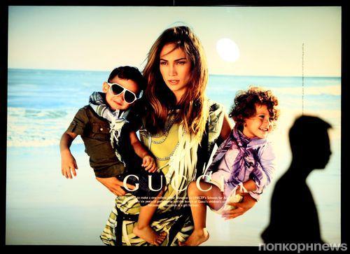 Gucci открывает свой первый бутик для детей