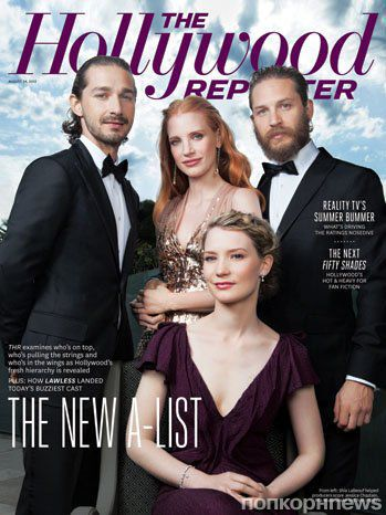 ������ ������ ������ ������ ����� � ���� � ������� The Hollywood Reporter