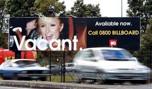 Пэрис Хилтон возмущена новой рекламой с ее лицом