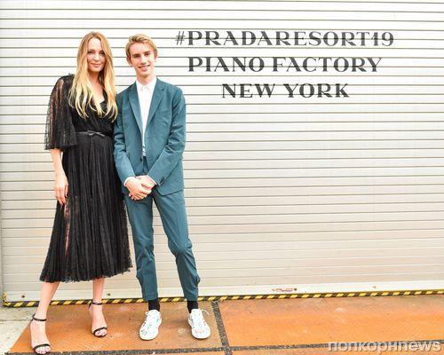 Фото: Селена Гомес, Ума Турман и другие звезды на показе Prada в Нью-Йорке