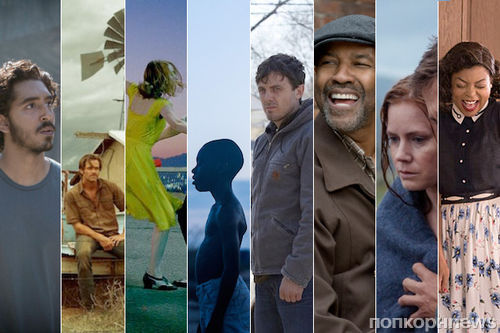 ВЛос-Анджелесе объявят список номинантов на«Оскар»