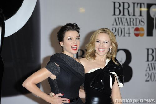 ������ �� ��������� BRIT Awards 2014