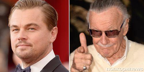 Леонардо ДиКаприо может сыграть легенду Marvel Стэна Ли в новом байопике