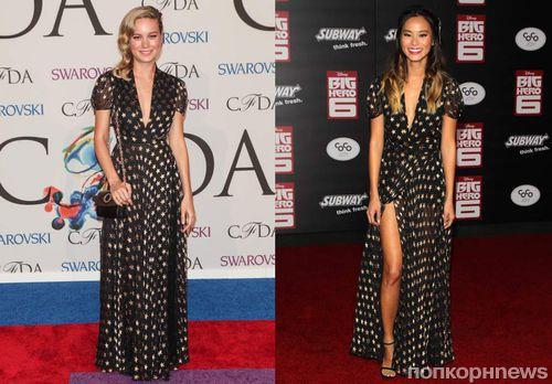 Fashion battle: Бри Ларсон и Джейми Чунг