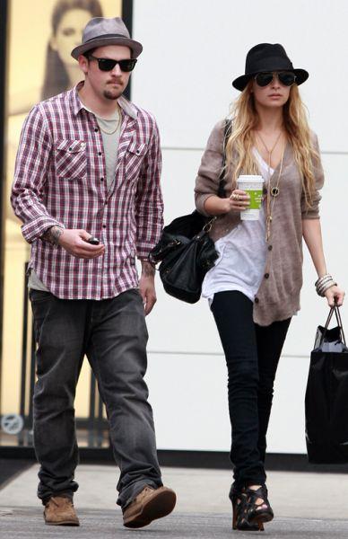Николь Ричи и Джоэль Мэдден хотят уехать из Лос-Анджелеса
