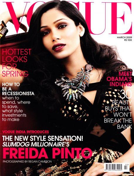 ����� ����� � ������� Vogue. ���� 2009