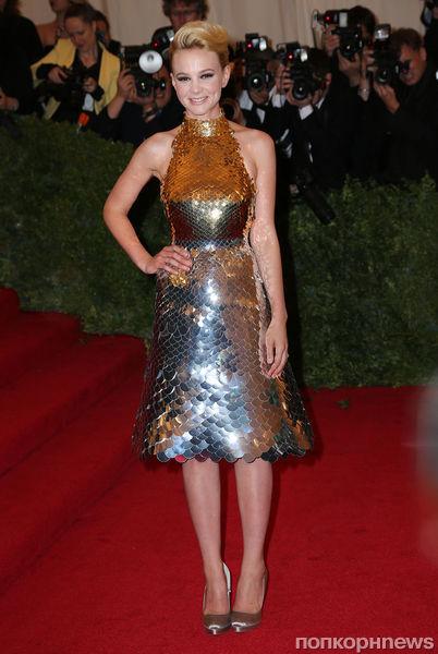 Кэри Маллиган выставила своё платье на продажу