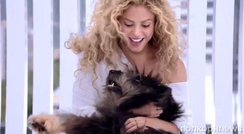 Шакира в новом ролике OralB