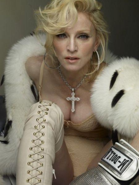 Мадонна приедет в Санкт-Петербург