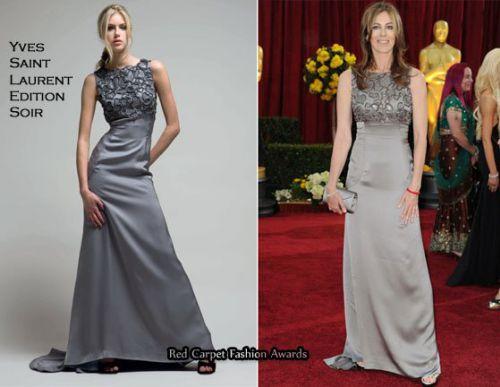 Работа стилиста или самого платья?