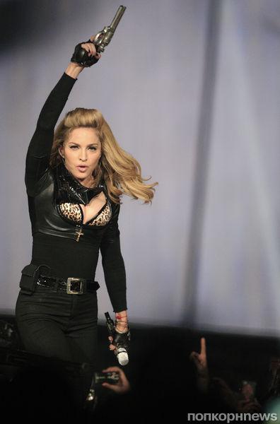 На Мадонну подали в суд за плагиат