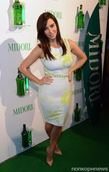 Ким Кардашиан потеряла 3 килограмма на сексуальной диете