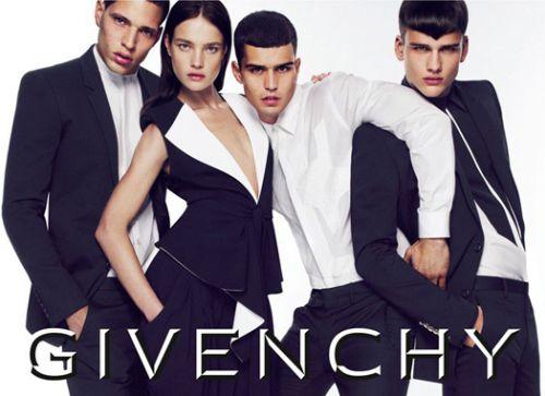Наталья Водянова для Givenchy
