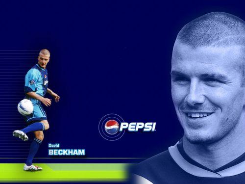 Дэвид Бэкхем больше не рекламирует Pepsi