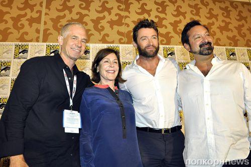 Презентация фильма «Росомаха: Бессмертный» на фестивале Comic-Con 2013