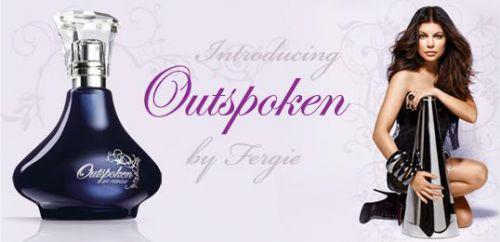 Ферги для духов Outspoken от Avon