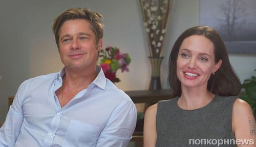 Анджелина Джоли и Брэд Питт рассказали о борьбе с раком в совместном интервью