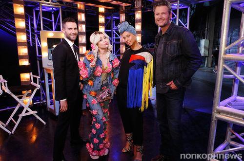 ����� ������ � ���� ������� �������� � The Voice � 2017 ����