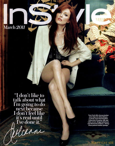 ��������� ��� � ������� InStyle. ���� 2011
