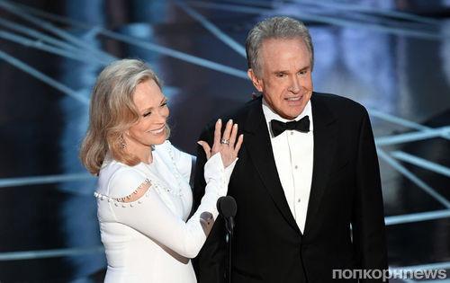 Уоррен Битти потребовал прояснить конфуз на церемонии «Оскар»