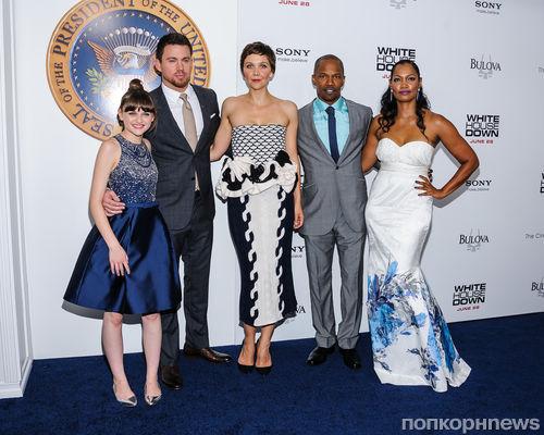 Премьера фильма «Штурм Белого дома» в Нью-Йорке