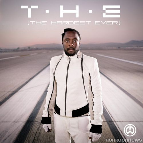 "Новый клип Will.I.Am - """"T.H.E. (The Hardest Ever)"""