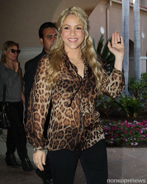Шакира о материнстве: «Никто не говорил мне, что это так тяжело!»