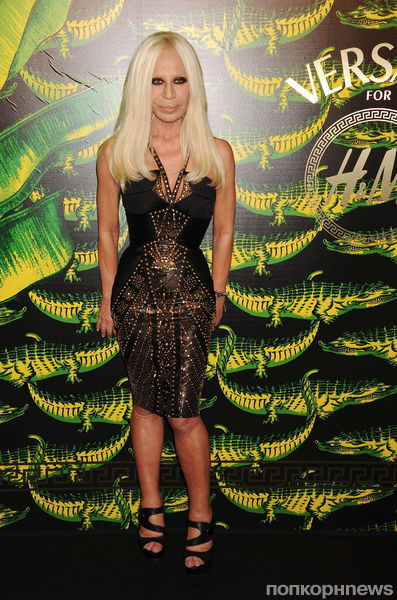 ��������� ������� �� ����� ������ ��������� Versace for H&M �� �������� �����