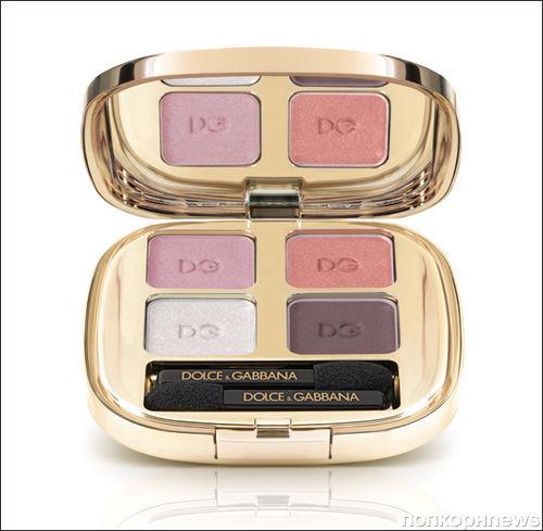 Косметическая коллекция Dolce & Gabbana Holiday 2011