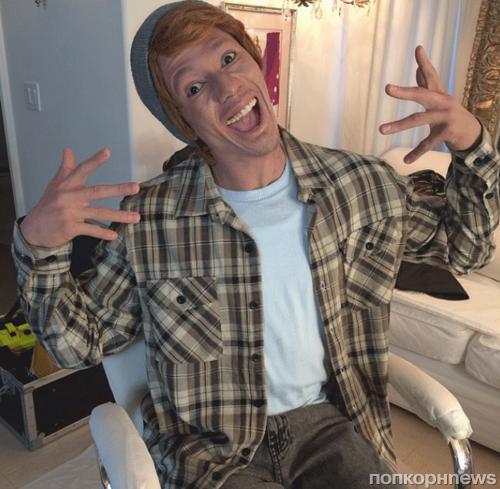 Ник Кэннон поменял цвет кожи ради рекламы альбома