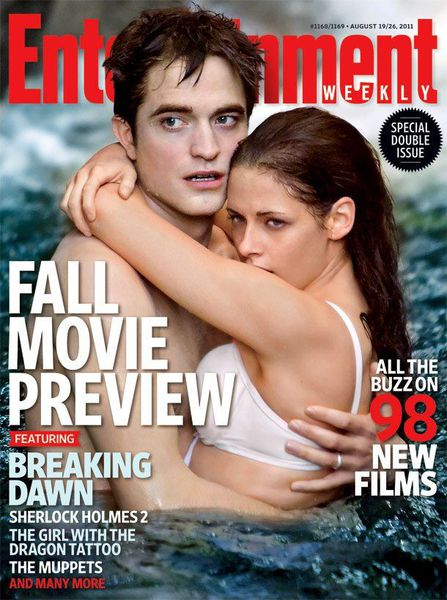 ����� ��������. ����. ������� � ����� ������ Entertainment Weekly