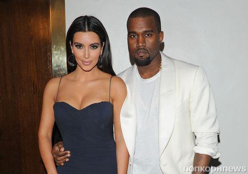 Бывший муж Ким Кардашиан может вызвать Кани Веста в суд