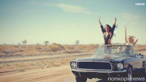 Новый клип Лиа Мишель - On My Way
