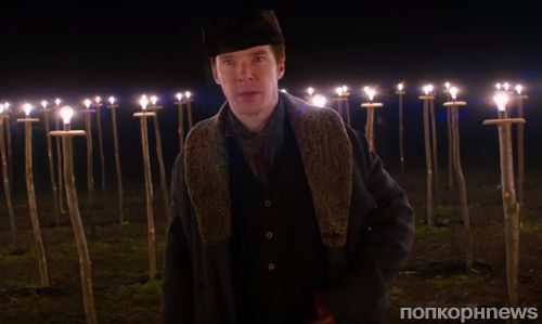 Бенедикт Камбербэтч в первом трейлере «Войны токов»