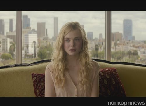 Эль Фаннинг и Киану Ривз в первом трейлере фильма «Неоновый демон»